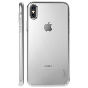 CABLE TECHNOLOGIES - Icombat Grey / clear For Iphone 7 Cover Case