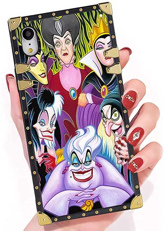 custodia Cartoon Characters Disney Villains