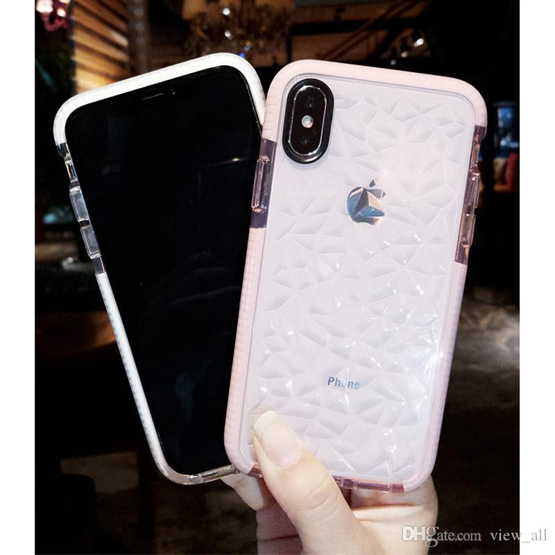 custodia TPU Clear Cover Iphone X XR XS max