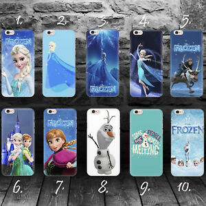 Disney Frozen iPhone 5 custodia Cover