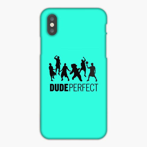 Custodia Cover iphone X XS Max XR Dude Perfect