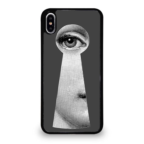 coque custodia cover fundas iphone 11 pro max 5 6 7 8 plus x xs xr se2020 C19177 FORNASETTI iPhone XS Max Case