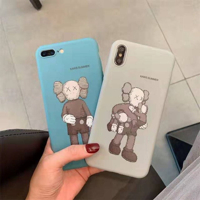 Kaws custodia Shockproof iPhone 6/6s IP7 /8
