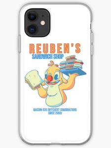 "Lilo and Stitch- Reuben"" iPhone custodia"