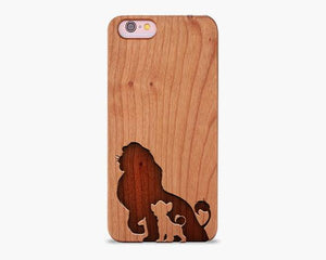 Lion King Acquerello Disney iPhone Custodia iPhone 5s SE 6s  Etsy