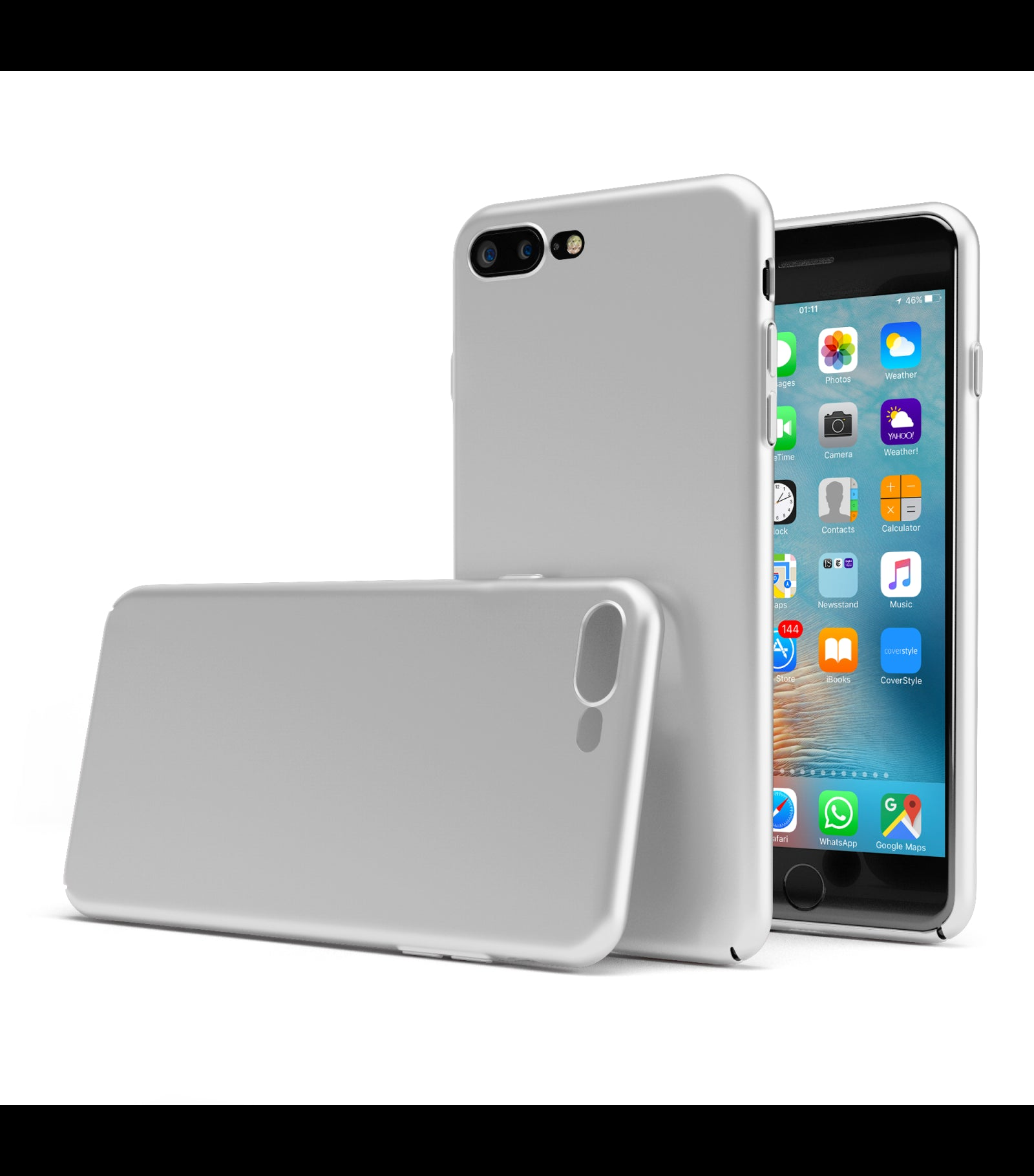 cover iphone 6 rosa opaco
