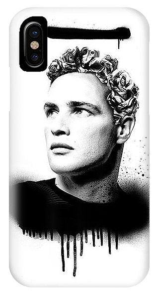 Marlon Brando Iphone 6 Plus Cover custodia