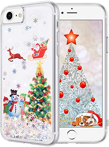 Merry Christmas custodia For IPhone 6 7 8