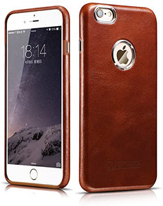 Official Apple iPhone 6 6S Leather Back