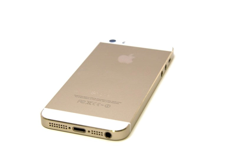 Replacement for iPhone 5S Back Cover - Gold
