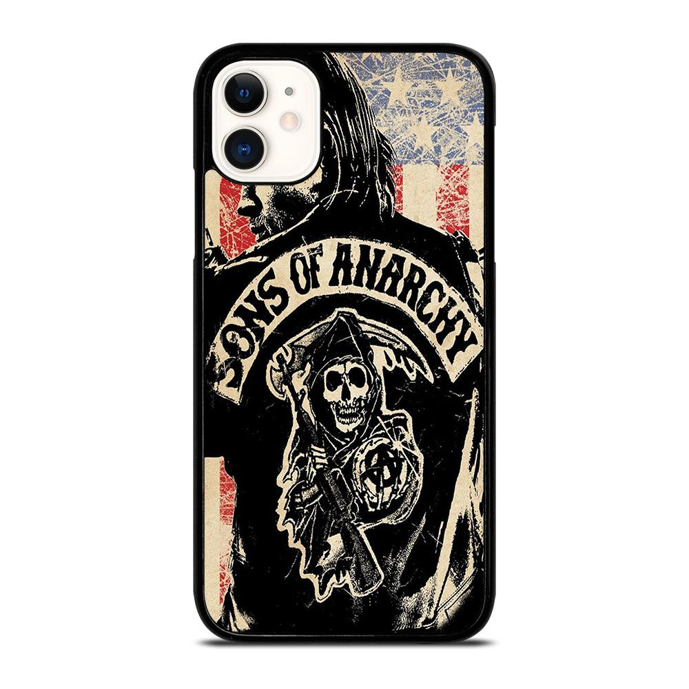 SONS OF ANARCHY 2 iPhone 11 custodia - Best