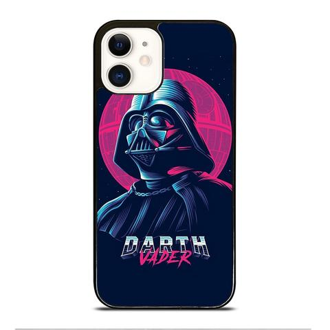 Custodia Cover iphone 12 pro max mini STAR WARS THE DARTH VADER