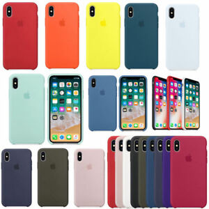 Soft Silicone Back custodia Cover iPhone
