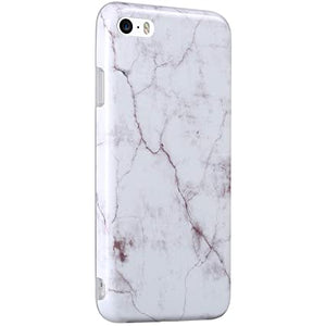 Surakey Cover iPhone 5S Ultra Sottile e Morbida Custodia Silicone
