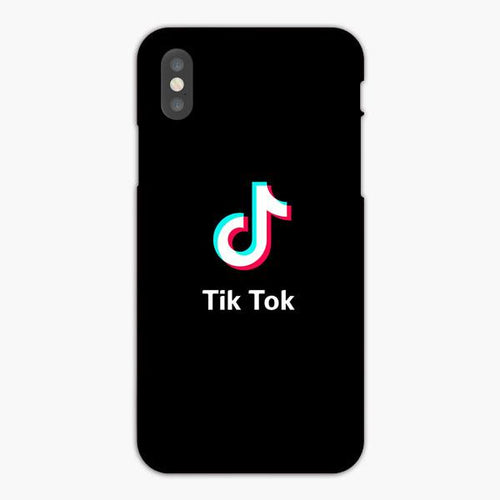 Custodia Cover iphone X XS Max XR Tik Tok