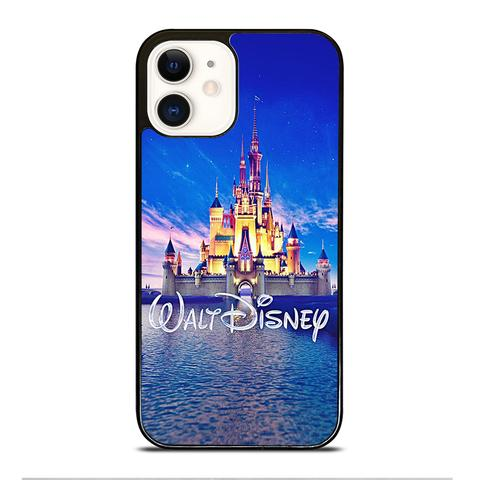 Custodia Cover iphone 12 pro max mini WALT DISNEY CASTLE