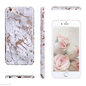 YT MARQUEEN Cover iPhone 6 Plus 6S Plus Marmo Modello Desgin