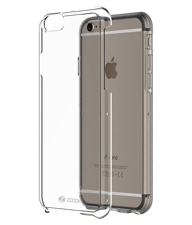 Zoook Back Cover For Apple Iphone 6