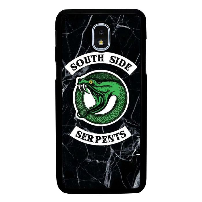 coque custodia cover fundas hoesjes j3 J5 J6 s20 s10 s9 s8 s7 s6 s5 plus edge B35209 South Side Serpents FF1071 Samsung Galaxy J3 2018, J3V J3 V 3rd Gen,Express Prime 3, J3 Star, J3 Achieve, Amp Prime 3 Case