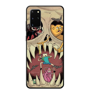 coque custodia cover fundas hoesjes j3 J5 J6 s20 s10 s9 s8 s7 s6 s5 plus edge B34363 SHAUN STRUBLE ADVENTURE TIME B0139 Samsung Galaxy S20 Plus Case