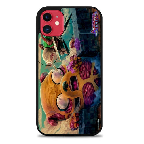 Custodia Cover iphone 11 pro max Adventure On Titan Walpaper Z0472 Case