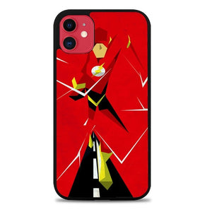 Custodia Cover iphone 11 pro max Flash Scarlet Speedster Z1693 Case