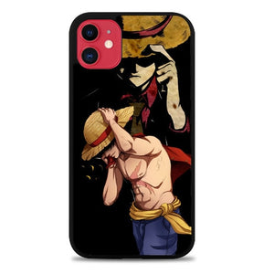 Custodia Cover iphone 11 pro max one piece luffy new world Z3701 Case