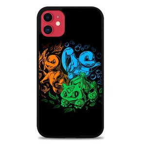 Custodia Cover iphone 11 pro max Pokemon Go Tribal Art Z3781 Case