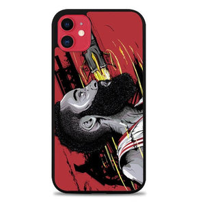 Custodia Cover iphone 11 pro max James Harden Rockets Z4764 Case