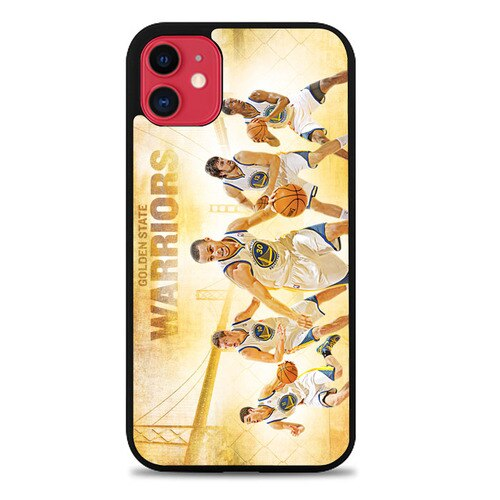Custodia Cover iphone 11 pro max NBA Playoffs Golden State Warriors Z4906 Case
