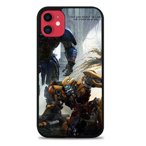 Custodia Cover iphone 11 pro max transformers the last knight Movie Z5001 Case