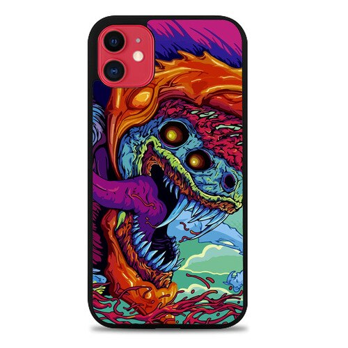 Custodia Cover iphone 11 pro max Hypebeast Art Z5222 Case