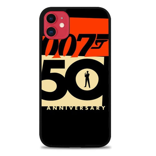 Custodia Cover iphone 11 pro max 007 50 Anniversary Z5396 Case
