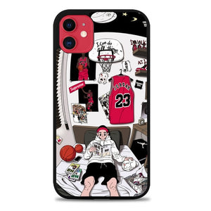 Custodia Cover iphone 11 pro max Jordan Boy Z4913 Case
