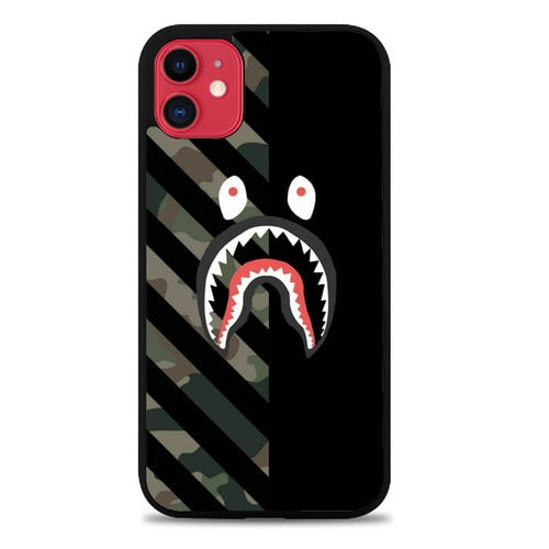 Custodia Cover iphone 11 pro max BAPE Hypebeast Z4920 Case