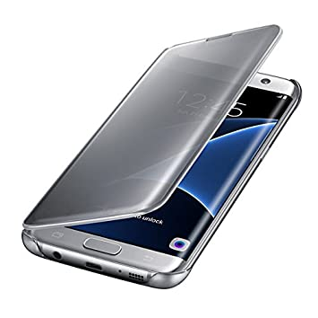 clear view cover samsung s7 edge