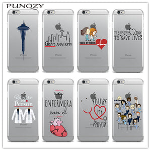 cover greys anatomy iphone 7