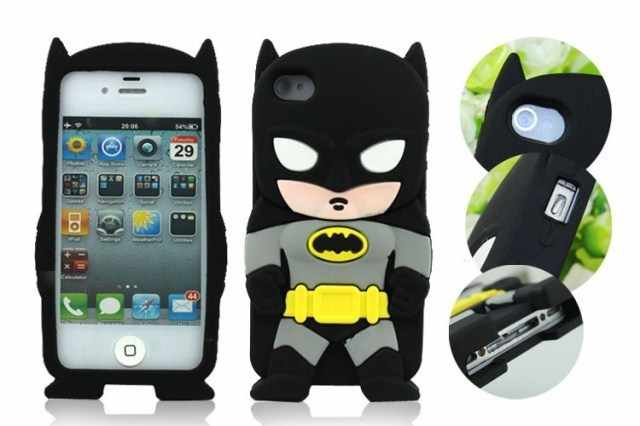 cover iphone 4 batman