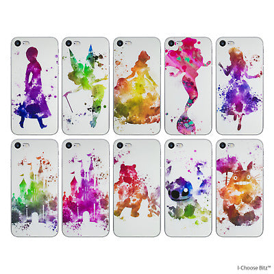 cover iphone 5 disney silicone