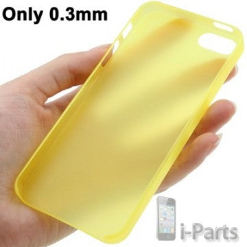 cover iphone 5 gialla