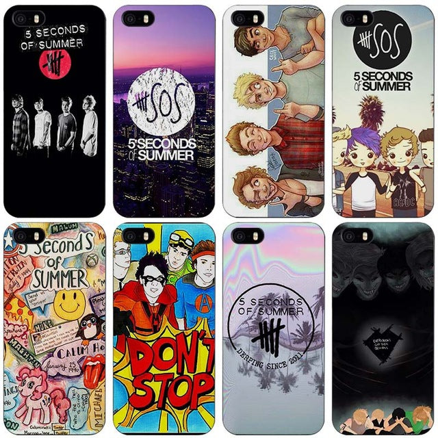cover iphone 5sos