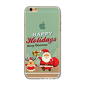 cover iphone 6 christmas