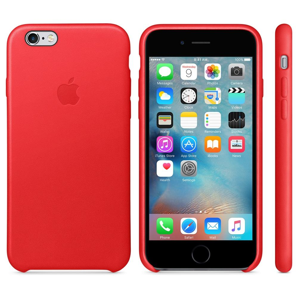 cover iphone 6s apple pelle
