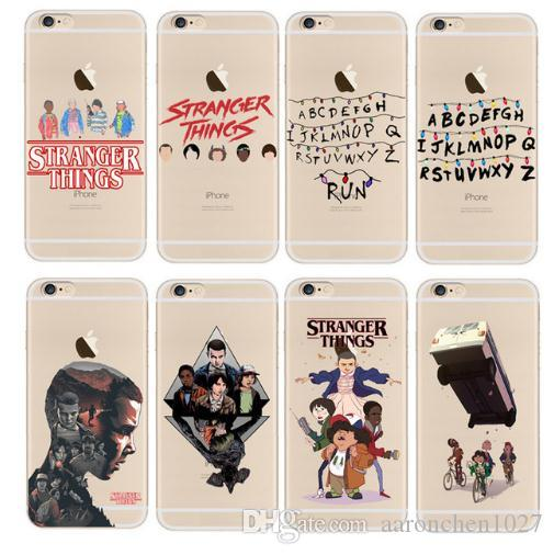 cover iphone 8 stranger things