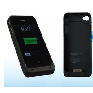 cover iphone con lettore barcode