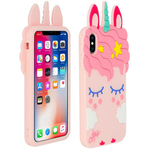 cover iphone silicone morbido