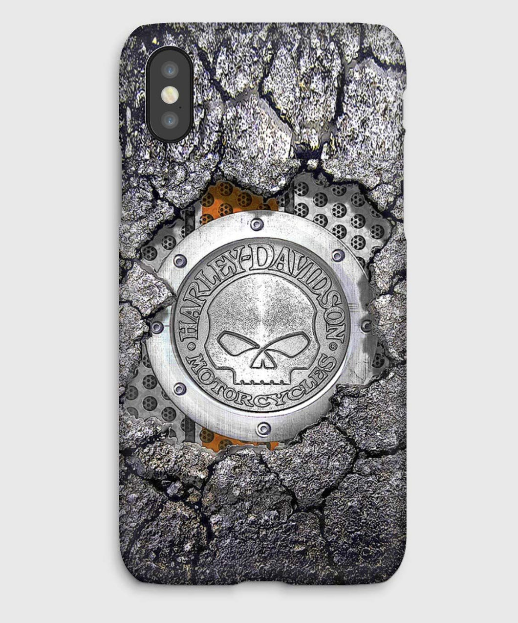 cover iphone x harley davidson