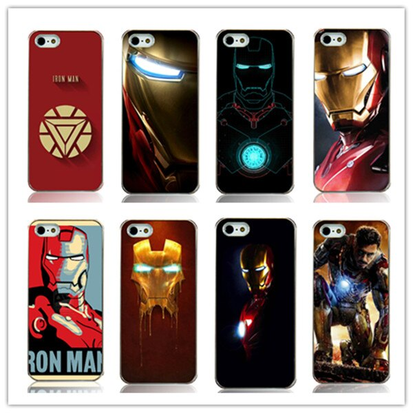 cover iphone 5s supereroi