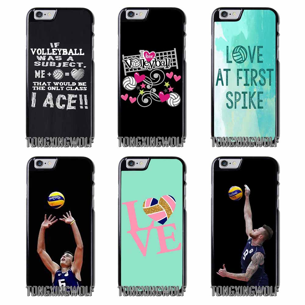 cover pallavolo iphone