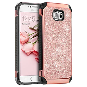 cover samsung galaxy s6 con rose